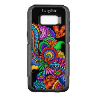 Coque Samsung Galaxy S8+ Par OtterBox Commuter Prenez une caisse plus de la galaxie 8 d'OtterBox