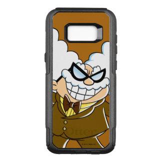 Coque Samsung Galaxy S8+ Par OtterBox Commuter Professeur Poopypants de capitaine Underpants  