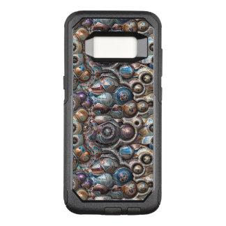 Coque Samsung Galaxy S8 Par OtterBox Commuter réflexions 3D de cuivre