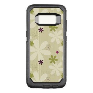 Coque Samsung Galaxy S8 Par OtterBox Commuter Rétro arrière - plan floral