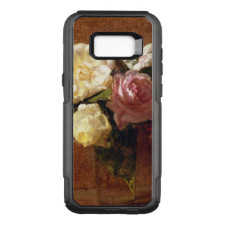 Coque Samsung Galaxy S8+ Par OtterBox Commuter Roses