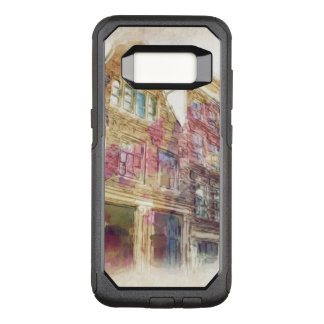 Coque Samsung Galaxy S8 Par OtterBox Commuter Rues de vieil Amsterdam