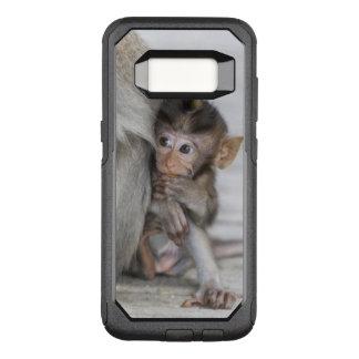 Coque Samsung Galaxy S8 Par OtterBox Commuter Singe de Macaque