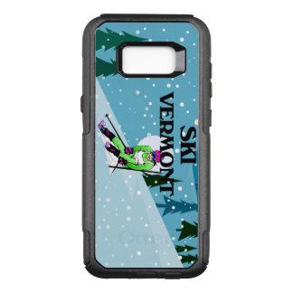 Coque Samsung Galaxy S8+ Par OtterBox Commuter Ski SUPÉRIEUR Vermont