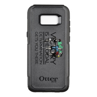 Coque Samsung Galaxy S8+ Par OtterBox Commuter Slogan SUPÉRIEUR de victoire de voie