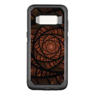 Coque Samsung Galaxy S8 Par OtterBox Commuter Spirale de Brown