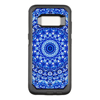 Coque Samsung Galaxy S8 Par OtterBox Commuter Style G403 de Mehndi de mandala de cas de