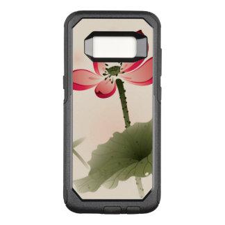 Coque Samsung Galaxy S8 Par OtterBox Commuter Style oriental Lotus
