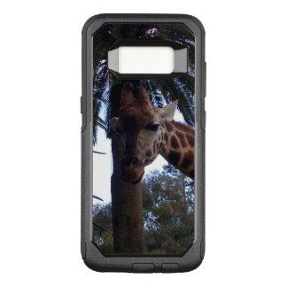 Coque Samsung Galaxy S8 Par OtterBox Commuter Surveillance de girafe,