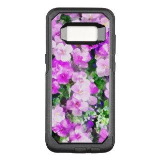Coque Samsung Galaxy S8 Par OtterBox Commuter Tapis de fleur