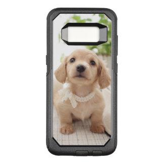 Coque Samsung Galaxy S8 Par OtterBox Commuter Teckel miniature