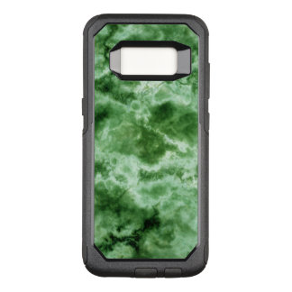 Coque Samsung Galaxy S8 Par OtterBox Commuter Texture de marbre verte