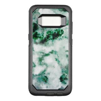 Coque Samsung Galaxy S8 Par OtterBox Commuter Texture marbrée de quartz