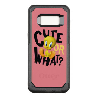 Coque Samsung Galaxy S8 Par OtterBox Commuter TWEETY™- mignon ou ce qui ?