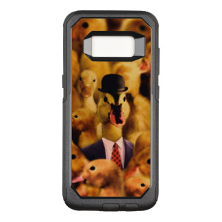 Coque Samsung Galaxy S8 Par OtterBox Commuter Un canard dans un casquette de lanceur et un