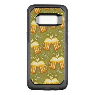 Coque Samsung Galaxy S8 Par OtterBox Commuter Verres de motif de bière