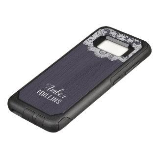 Coque Samsung Galaxy S8 Par OtterBox Commuter Vieille dentelle de lavande et de cru