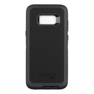 Coque Samsung Galaxy S8+ Par OtterBox Defender Cas de défenseur d'OtterBox pour la galaxie S8 de