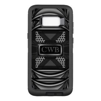 Coque Samsung Galaxy S8+ Par OtterBox Defender Cool VIII moderne de monogramme de panne