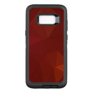 Coque Samsung Galaxy S8+ Par OtterBox Defender Dessin géométrique abstrait de LoveGeo - route de