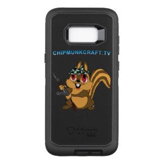 Coque Samsung Galaxy S8+ Par OtterBox Defender Galaxie S8 de ChipmunkCraft Otterbox+ Défenseur,