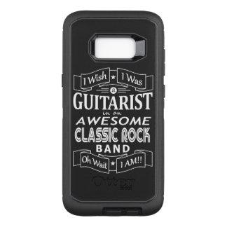 Coque Samsung Galaxy S8+ Par OtterBox Defender Groupe de rock classique impressionnant de