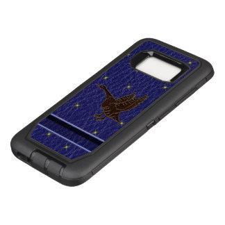 Coque Samsung Galaxy S8 Par OtterBox Defender Oie simili cuir de zodiaque de Natif américain