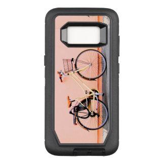 Coque Samsung Galaxy S8 Par OtterBox Defender Roue de la bicyclette deux de panier de vélo de