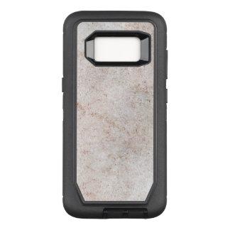 Coque Samsung Galaxy S8 Par OtterBox Defender Série en pierre de marbre de défenseur d'OtterBox