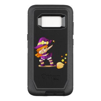 Coque Samsung Galaxy S8 Par OtterBox Defender Sorcière tamponnante de Kawaii