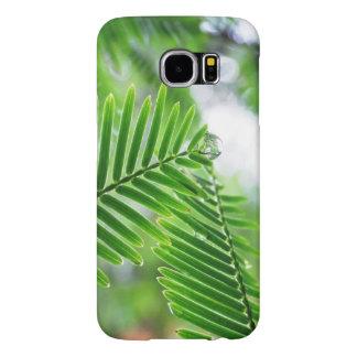 Coque Samsung S6 Galaxy motif Métaséquoia