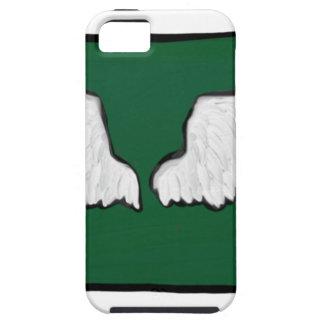 Coque Tough iPhone 5 Ailes dures de Norht Dakota