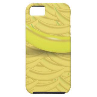 Coque Tough iPhone 5 Arrière - plan de banane