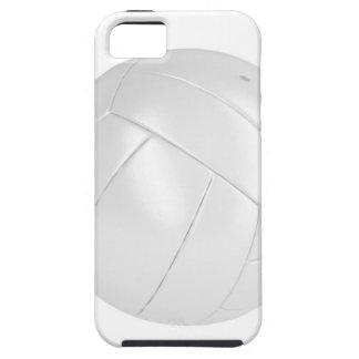 Coque Tough iPhone 5 Boule blanche de volleyball