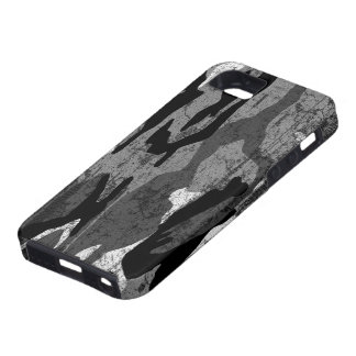 Coque Tough iPhone 5 Camo arctique affligé