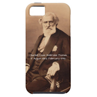 Coque Tough iPhone 5 Charles Louis Ambroise Thomas