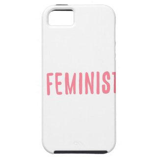 Coque Tough iPhone 5 Chemises FÉMINISTES, accessoires, cadeaux