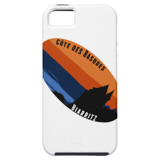 Coque Tough iPhone 5 Côte des Basques Biarritz