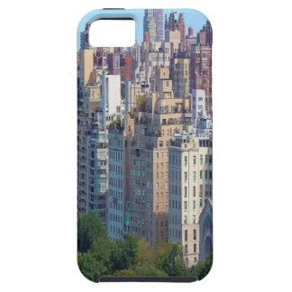 Coque Tough iPhone 5 Côté est NY de stimulant