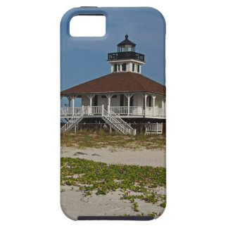 Coque Tough iPhone 5 Grandes vignes de chemin de fer de Boca