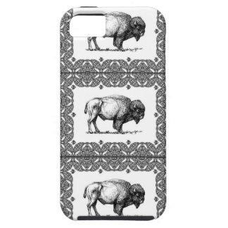 Coque Tough iPhone 5 groupes de bison