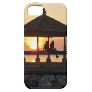 Coque Tough iPhone 5 Lune de miel dans Bali