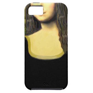 Coque Tough iPhone 5 Mona Lisa - insérez un animal familier (#2)