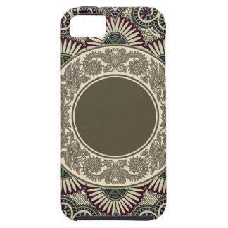 Coque Tough iPhone 5 Motif décoratif