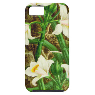 Coque Tough iPhone 5 Orchidée de vanille du Madagascar