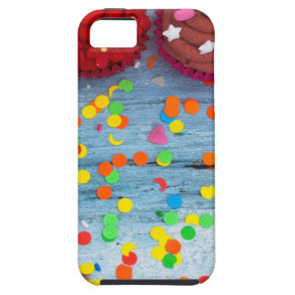 Coque Tough iPhone 5 petits gâteaux colorés