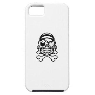 Coque Tough iPhone 5 Pirate gai