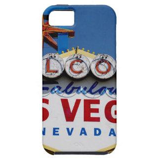Coque Tough iPhone 5 Signe de Las Vegas