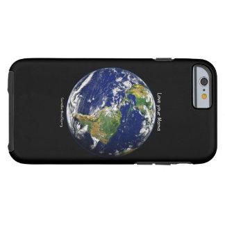 Coque Tough iPhone 6 Aimez votre maman Phone Case