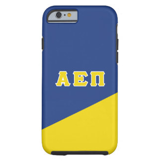 Coque Tough iPhone 6 Alpha lettres de Grec de l'epsilon pi |